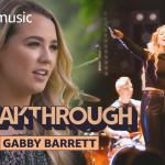 Amazon Music launches Breakthrough Gabby Barrett mini-documentary