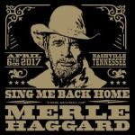 Music Legend Merle Haggard Celebrated In New Star-Studded Live Concert Film And Recording, Available Now