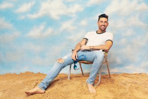 """Jake Owen's """"Made For You"""" marks his third two-week #1 at country radio"""