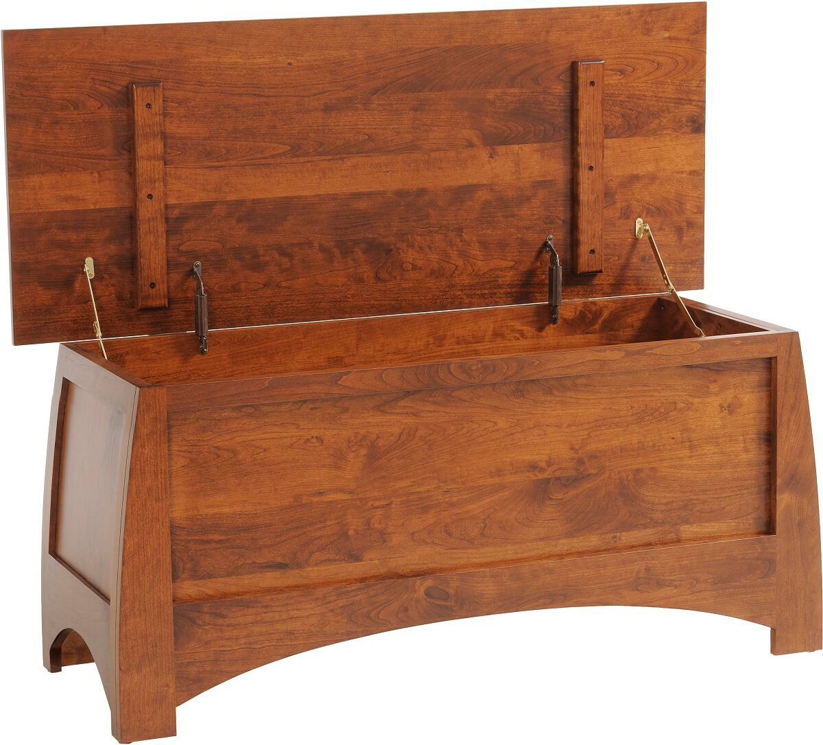 Garonne Small Blanket Chest Countryside Amish Furniture