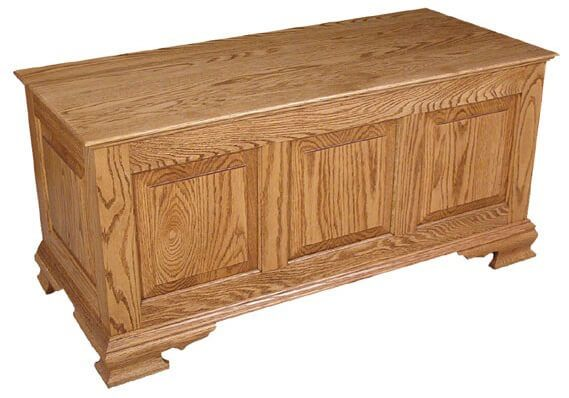 broyhill amish blanket chest countryside amish furniture
