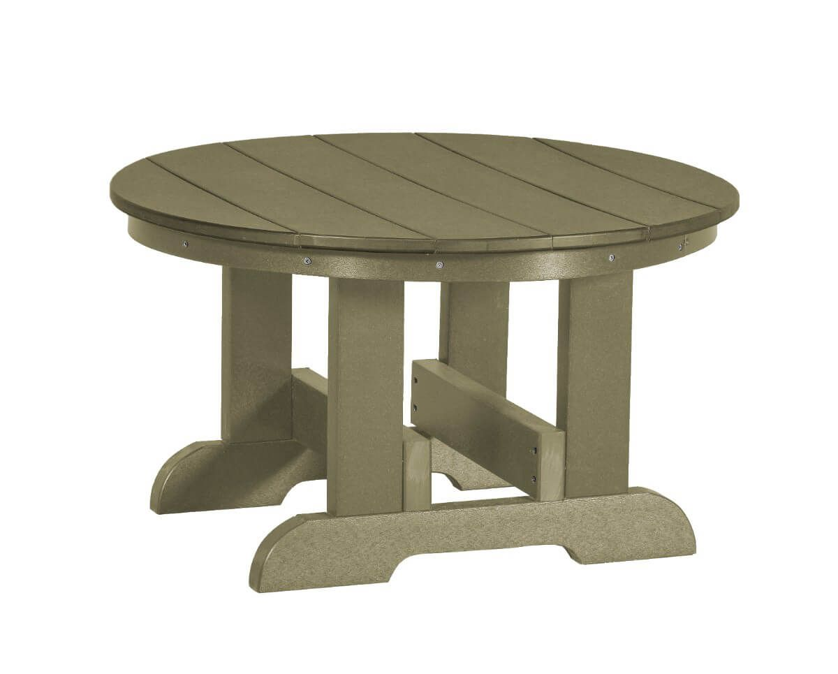 Sidra Outdoor Conversation Table Countryside Amish Furniture