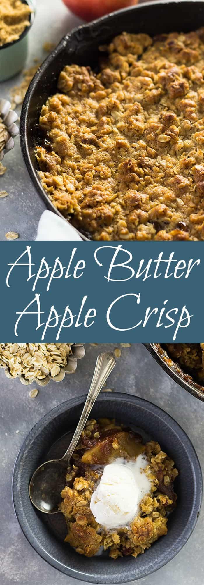 Apple Crisp Recipe Oatmeal Topping | Chekwiki.co