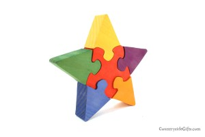Stand-up Puzzles