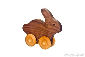 Wooden Push Toys