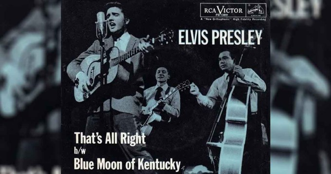 "Elvis Presley's Great Country Version of ""Guitar Man"" 1"
