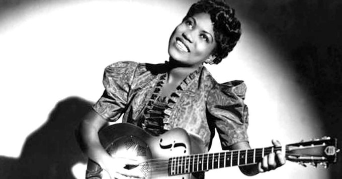 """""""This Train:"""" The Special Reverence of Sister Rosetta Tharpe 1"""