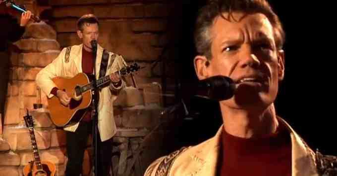 Randy Travis And 6 of His Memorable Songs 1