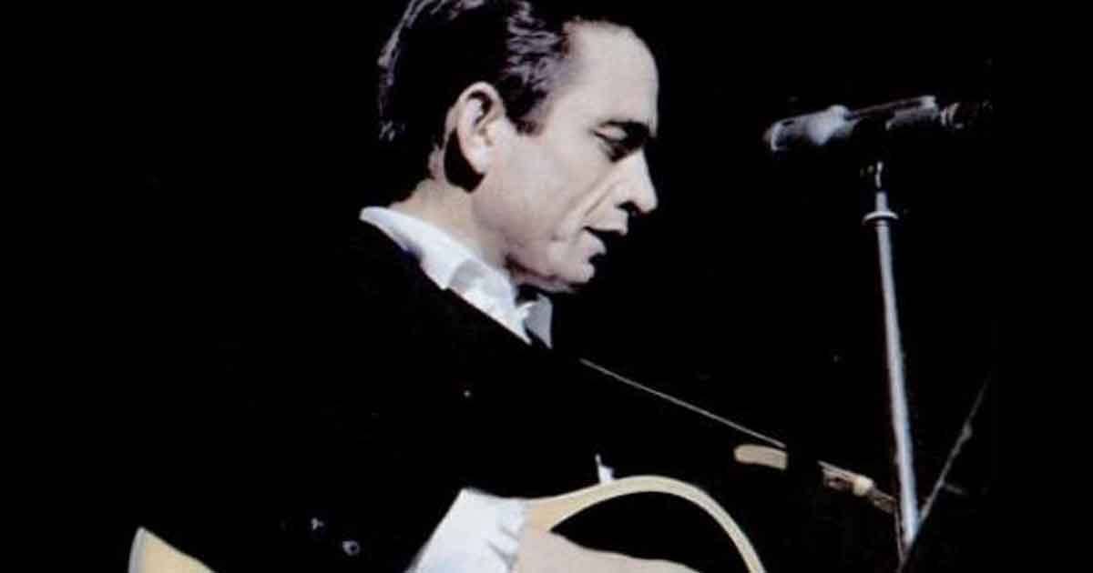 Johnny Cash, Give My Love to Rose