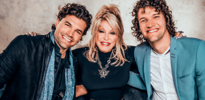 for KING & COUNTRY, Dolly Parton, King, Country, Dolly