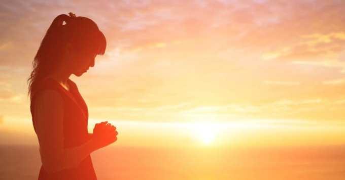 What do we get from praying? God Jesus Prayer