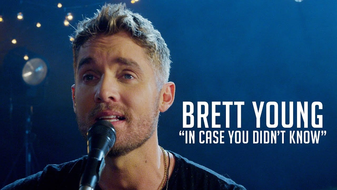 Boyce Avenue, In Case You Didn't Know, Brett Young
