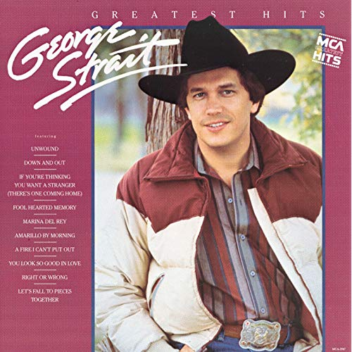 George Strait, Amarillo by Morning