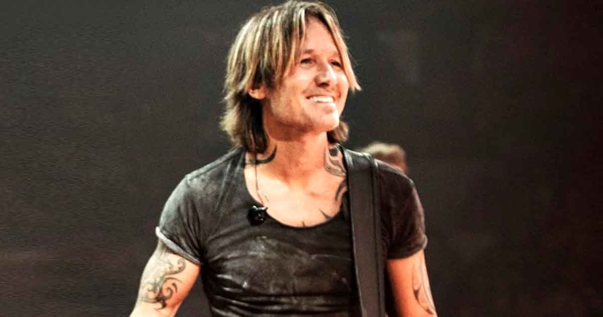 Keith Urban, My Heart is Open
