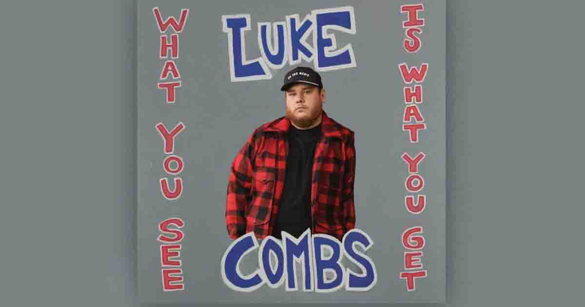Luke Combs' New Album Debuts at No. 1 on Billboard 1