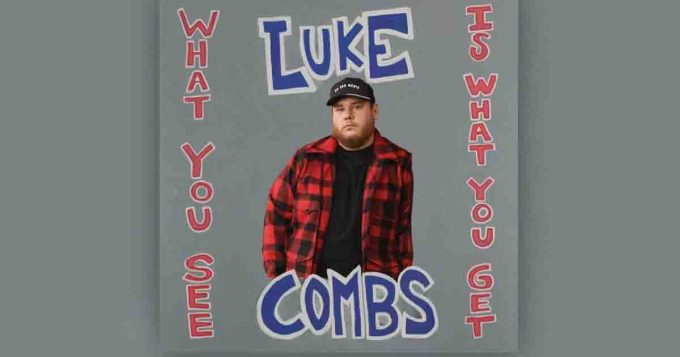 Luke Combs' New Album Debuts at No. 1 on Billboard 1
