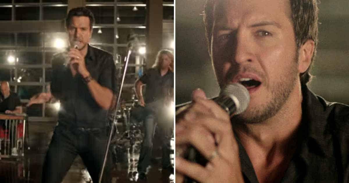 "Luke Bryan's 2011 Love Hit ""Kiss Tomorrow Goodbye"" - Country Thang Daily"