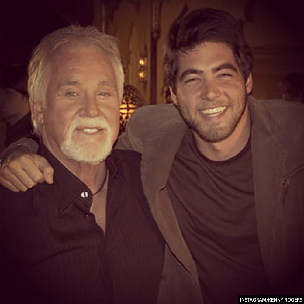 Kenny Rogers Children Christopher Rogers