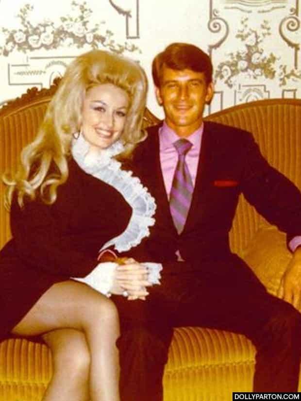 Dolly Parton Husband Carl Thomas Dean