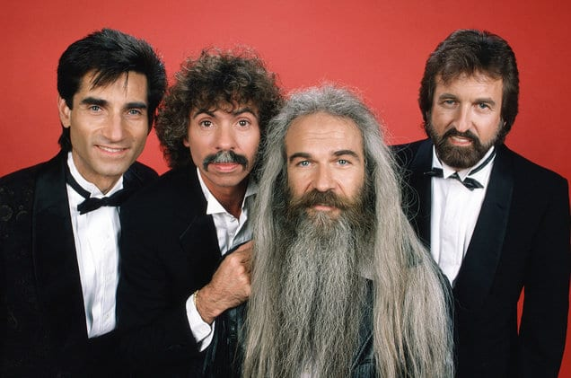 the oak ridge boys God In the shelter of his arms
