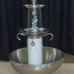 five gallon beverage fountain