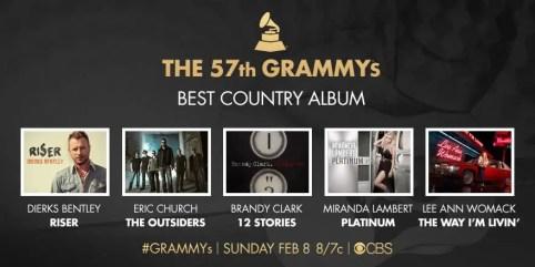 Best Country Album