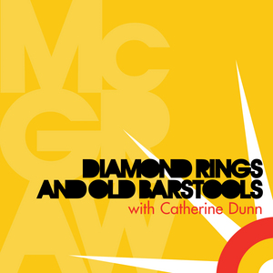 Tim McGraw Catherine Dunn Diamond Rings and Old Barstools