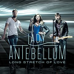 Lady Antebellum Long Stretch of Lonesome