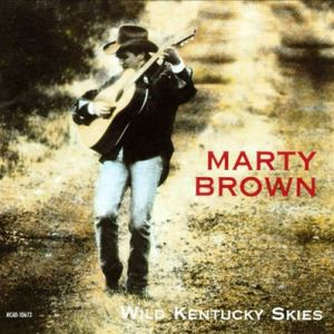 Marty Brown Wild Kentucky Skies