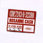 Rosanne Cash Ten Song Demo