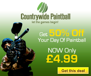 Countrywide Paintball deal