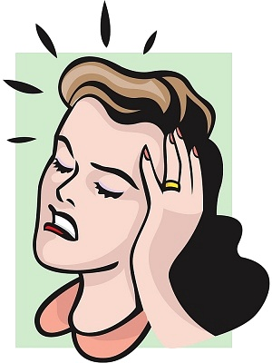 Thumping headache? / CountryWives