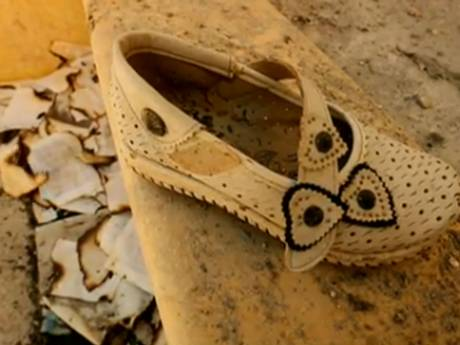 syria-childs shoe