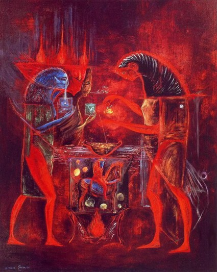 Leonora Carrington ~ Artist. Writer. Period.