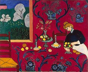 Color Lust - Henri Matisse, Gentle Genius Of Brush, Paint + Scissors
