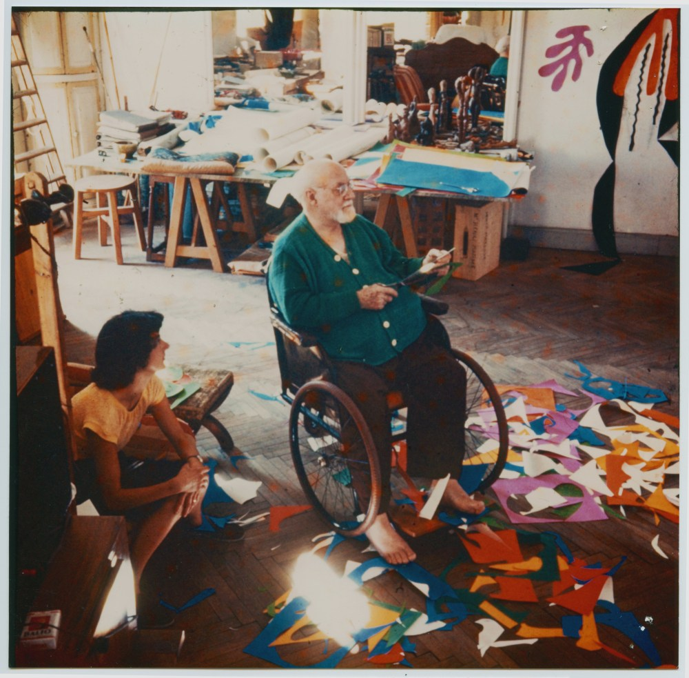 matisse the cut-outs