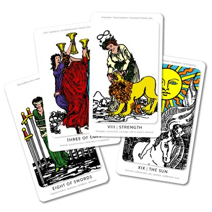 The Academy Tarot