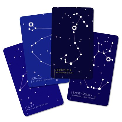 The Astronomer's Tarot