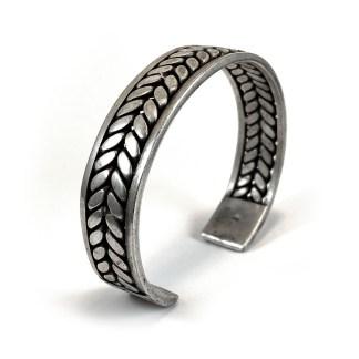 Celtic Weave Cuff