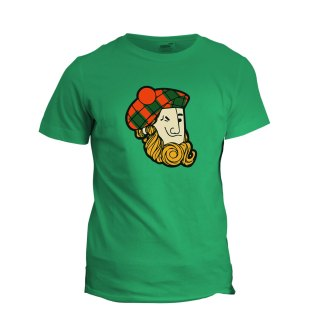 Scotty Color Tee (Irish green)