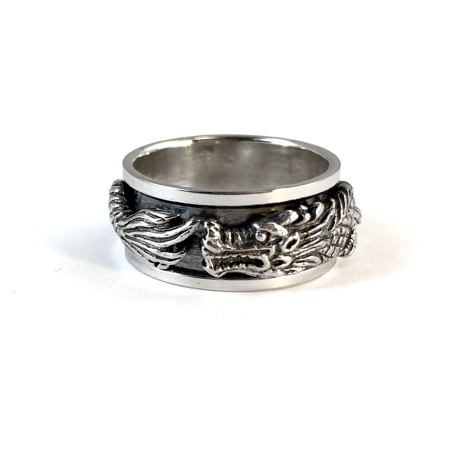 Dragon Spinner Sterling Band