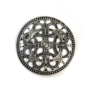 Pewter Celtic Knot Brooch