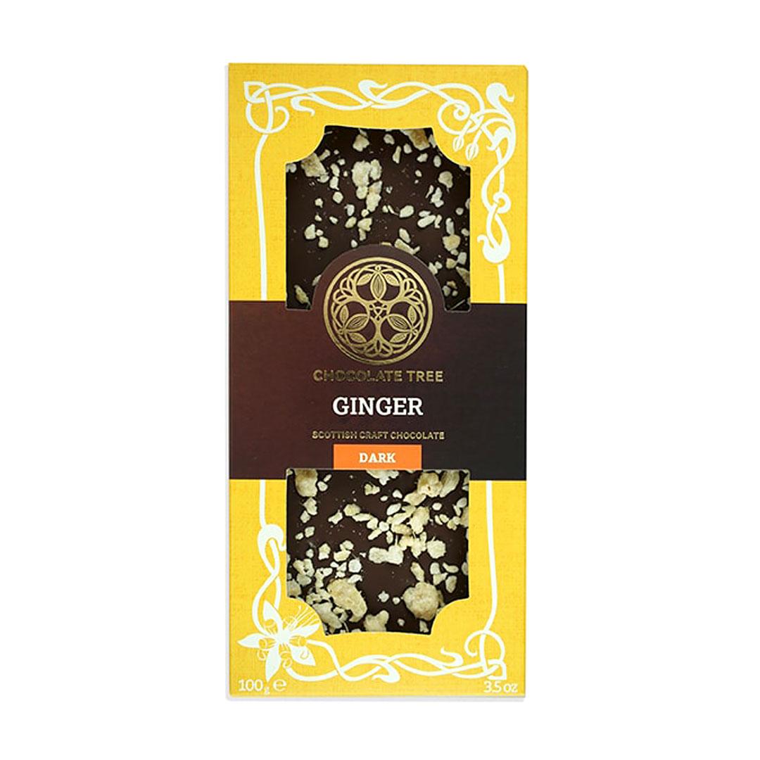 Ginger Chocolate Bar