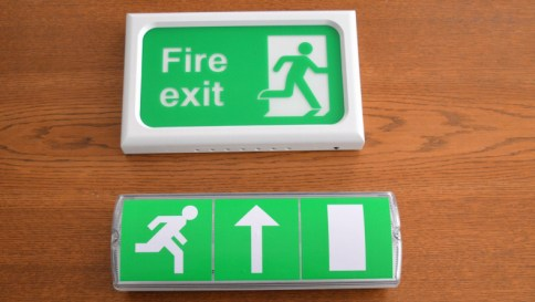 Emergency Lighting banner