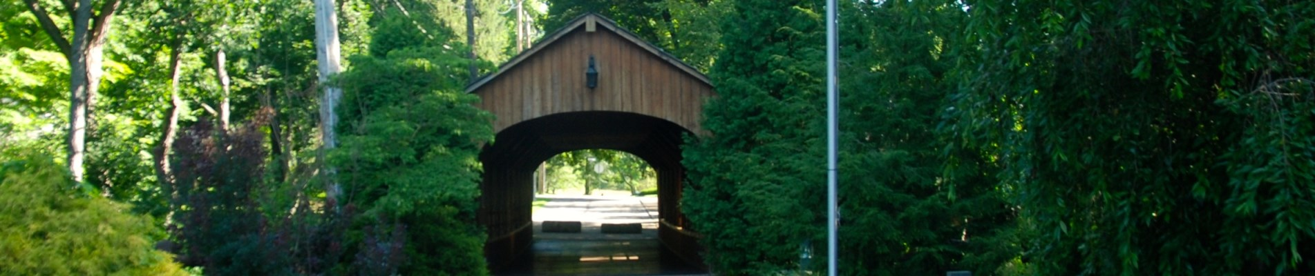 Banner photo of Olmsted Falls bridge