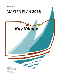 Bay Village Master Plan cover