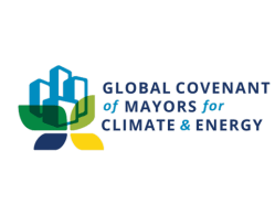 Logo of Global Covenant of Mayors for Climate and Energy