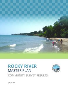 Rocky River Community Survey cover