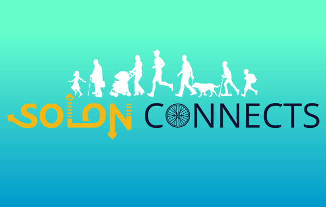 Solon Connects logo