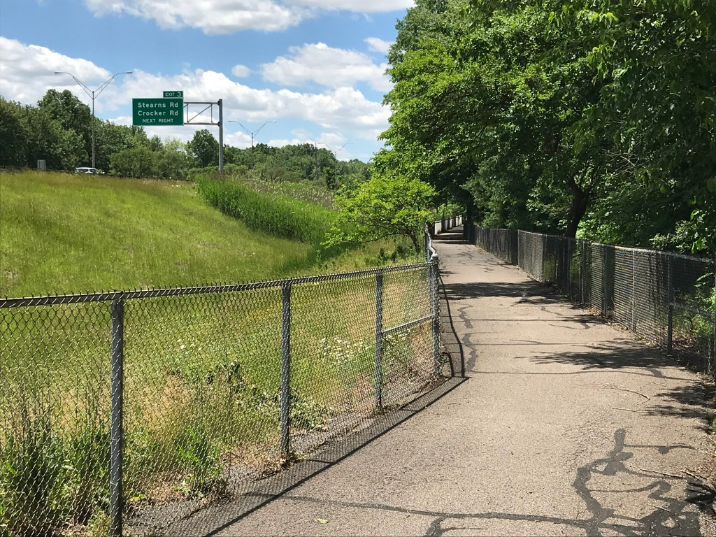 North Olmsted Walking and Bike Trail